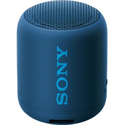 Sony SRS-XB12 Extra Bass Portable Bluetooth Speaker (Blue)