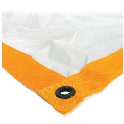 Matthews Butterfly/Overhead Fabric 12x12' (White Artificial Silk)