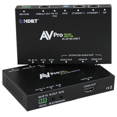 AVPro Edge 100 Metre Extender Kit With Bi-Directional Power