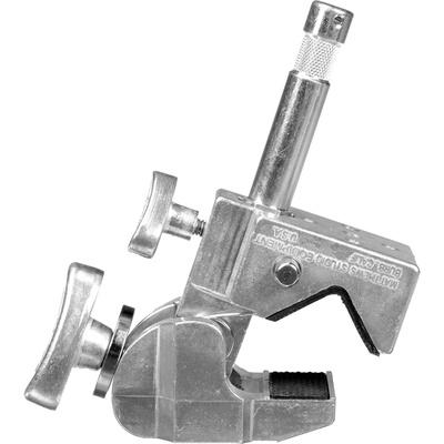 "Matthews Super Mafer Clamp with Baby 5/8"" Pin"