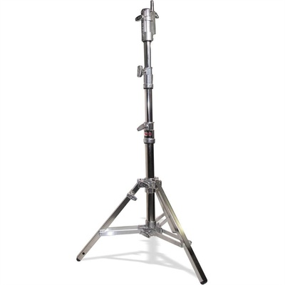 Matthews Low Boy Double Riser Combo Stand 1.9m (Silver)