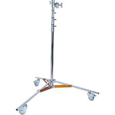 Matthews Medium Overhead Roller Stand 4m (Chrome)