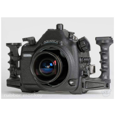 Aquatica Nikon D300s Underwater housing with double bulkheads