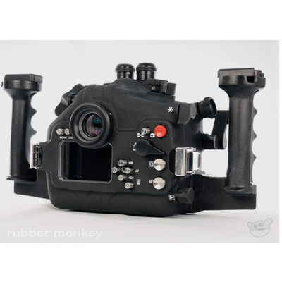 Aquatica Canon T2i or 550D Underwater Housing with Dual OFP