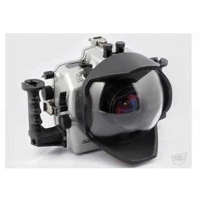 Aquatica Nikon D2X Underwater Housing Ikelite TTL bulkhead and Moisture Alarm