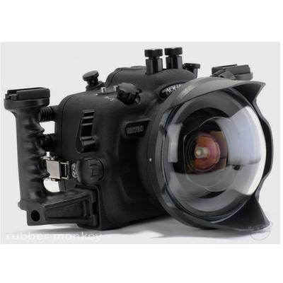 Aquatica Nikon D700 Underwater Housing with Ikelite manual bulkhead