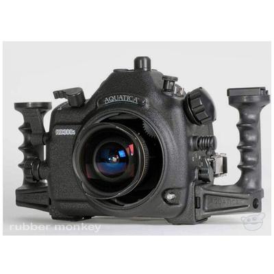 Aquatica Nikon D300s Underwater Housing with Ikelite TTL Bulkhead