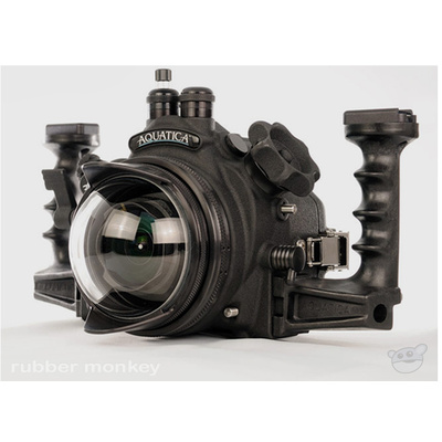 Aquatica Canon T2i or 550D Underwater Housing with Ikelite Manual Bulkhead