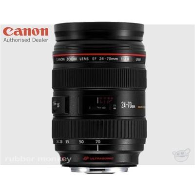 Canon EF 24-70mm f2.8 USM L Lens