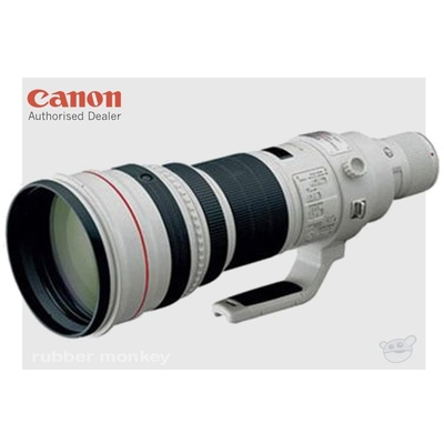 Canon EF 600mm f4.0 L IS USM Telephoto Lens
