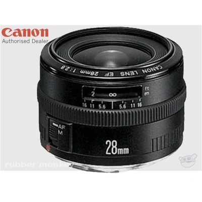 Canon EF 28mm f2.8 Wide Angle Lens