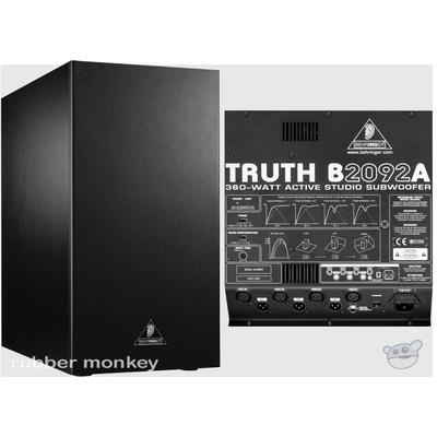 Behringer TRUTH B2092A Subwoofer