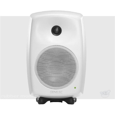 Genelec 8040A Two-Way Active Nearfield Monitor - White
