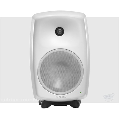 Genelec 8050 Two-Way Active Nearfield Monitor - White
