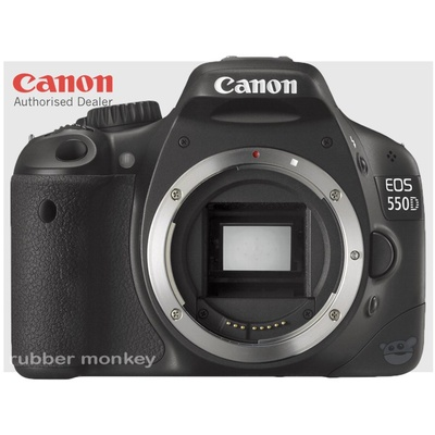 Canon EOS 550D Digital SLR (Body Only)