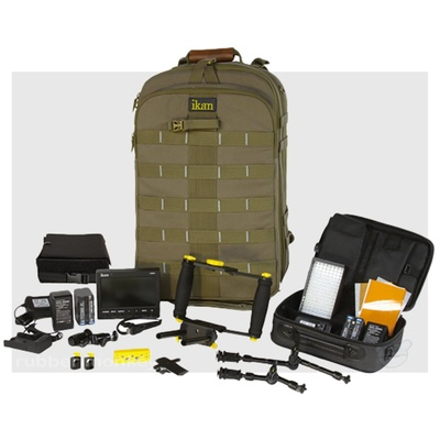 Ikan FP1-5 Fly Pack Bundle (Canon)