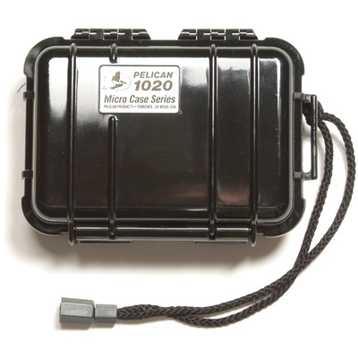 Pelican 1020 Micro Case (Black)