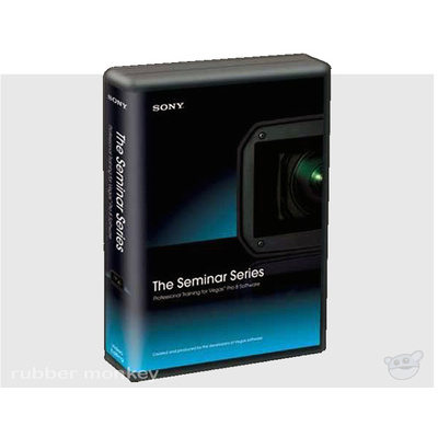 Sony Seminar Series Vegas Pro 10 Training DVD