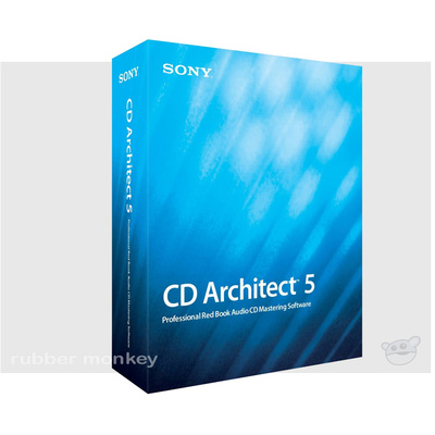 Sony CD Architect 5.2 with Noise Reduction Plug In Promo