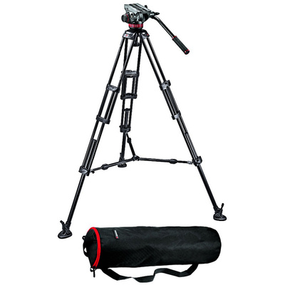 Manfrotto MVH502A with 546BK Tripod Kit