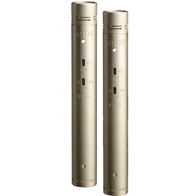 Rode NT55 MP Condenser Microphones (Matched Pair)