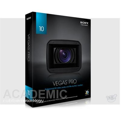 Sony Vegas Pro 10 ACADEMIC