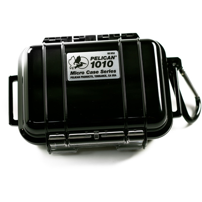 Pelican 1010 Micro Case (Black)