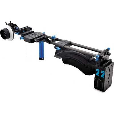 Redrock eyeSpy Deluxe Shouldermount Rig with LowBase