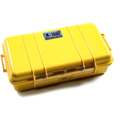 Pelican 1060 Micro Case (Yellow)