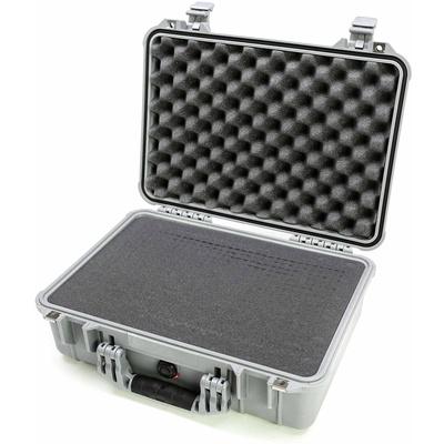 Pelican 1500 Case (Silver)