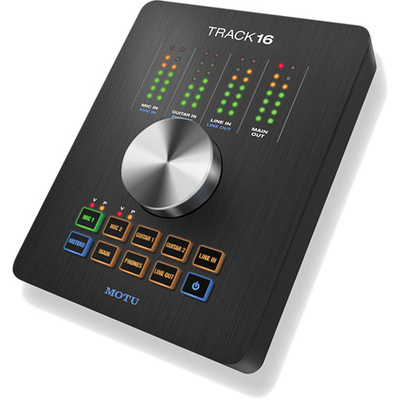 MOTU Track16 - Desktop Studio FireWire/USB 2.0 Interface