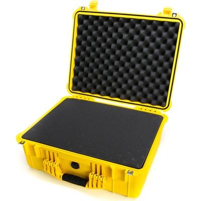 Pelican 1550 Case (Yellow)