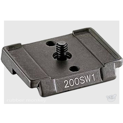 Manfrotto 200SW1 Accessory Plate 200SW1