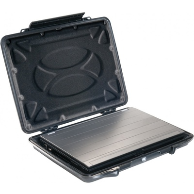 Pelican 1095CC HardBack Case with Laptop Liner (Black)
