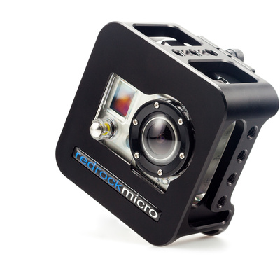 Redrock Micro Cobalt Cage for GoPro Hero and Hero2