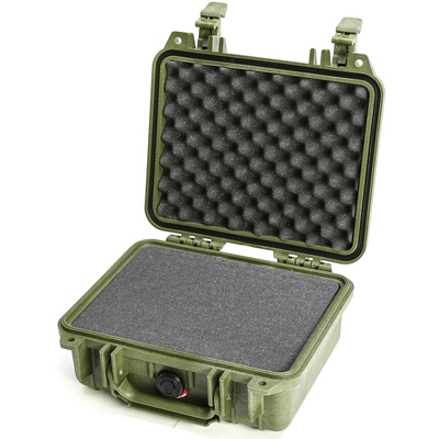 Pelican 1200 Case (Olive Drab Green)