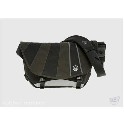 Crumpler The Barney Rustle Blanket - Black & Gun Metal