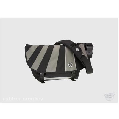 Crumpler The Barney Rustle Blanket - LE Black Gun Metal and Light Grey