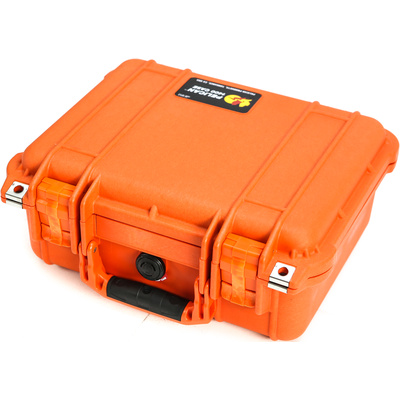 Pelican 1400 Case (Orange)