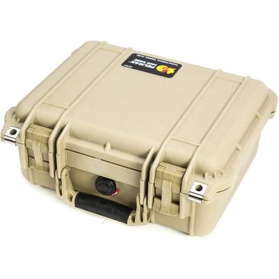 Pelican 1400 Case (Desert Tan)