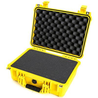 Pelican 1450 Case (Yellow)