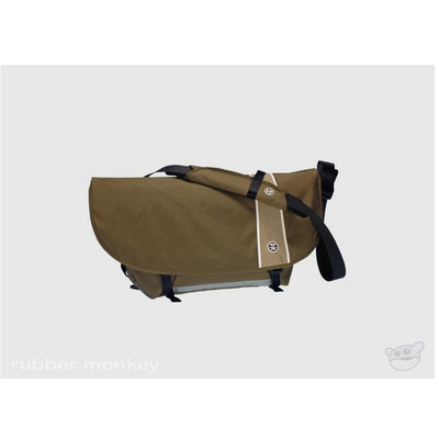 Crumpler The Fux Deluxe - Dark Brown Oatmeal and White
