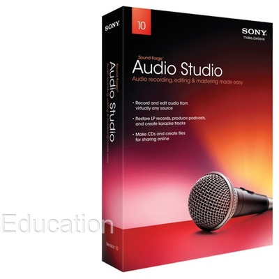 Sony Sound Forge Audio Studio Site upgrade per seat
