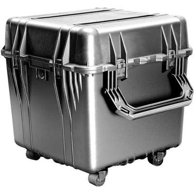 Pelican 0350 Cube Case without Foam (Black)