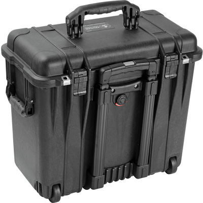 Pelican 1440 Top Loader Case without Foam (Black)