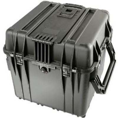 Pelican 0370 Cube Case (Black)