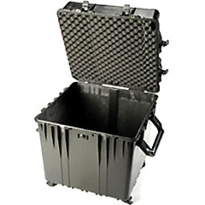Pelican 0370 Cube Case without Foam (Black)