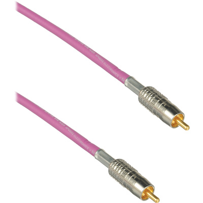 Apogee 0.5m RCA Coaxial Cable