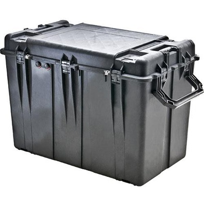 Pelican 0500 Transport Case without Foam (Black)