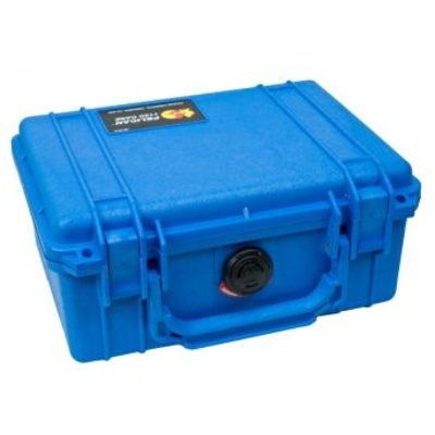 Pelican 1120 Case without Foam (Blue)